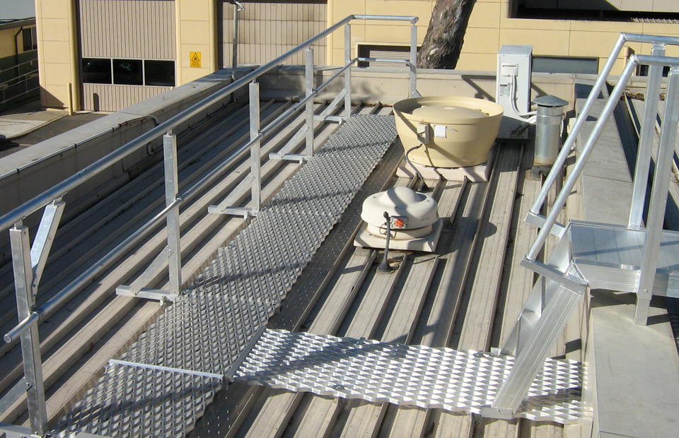 Anchor Point Engineering Aluminium Walkways Anchor Point