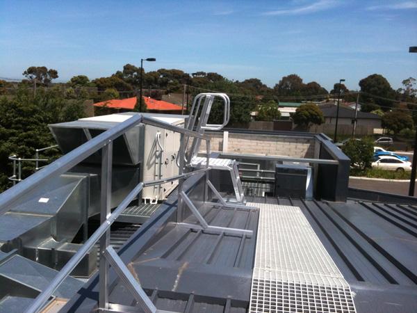 aluminium-handrails-crossover-stair-fibre-walkway