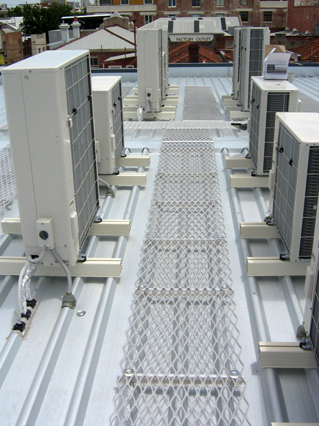 walkway-access-to-multi-air-conditioning-installations