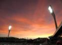 Simmonds Stadium Lights