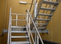 aluminium-access-stair-and-landing